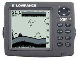 Lowrance x91