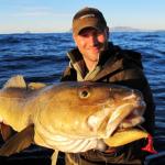 Angler im Glück in Maribell im Herbst zum Saisonausklang
