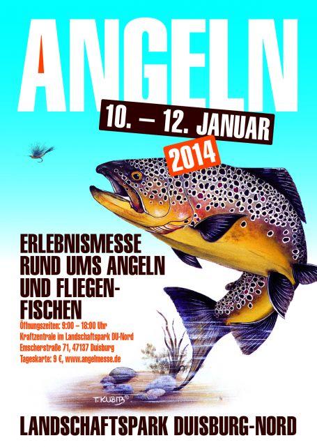 Angeln 2014 in Dusiburg