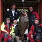 der Trondheimsfjorden hat Potenzial für toller Norwegenfänge