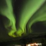 das Nordlicht in Norwegen: magisch