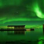 herrliches Naturschauspiel in Norwegen