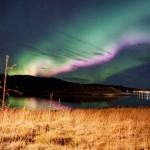 klar, auch hier gibt es Nordlicht zu bestaunen