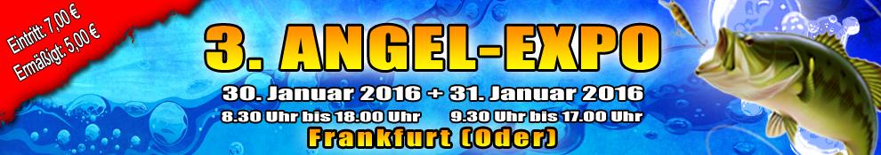 Angelmesse Angelexpo Frankfurt Oder