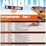 Programm Angelmesse Duisburg Raum A