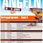 Programm Angelmesse Duisburg Raum B