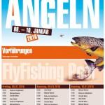 Programm Angelmesse Duisburg Vorführungen