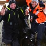 Heilbuttangeln der Extraklasse: 100kg Heilbutt aus Nordskot Brygge