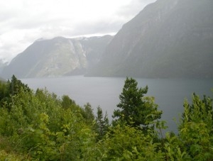 Bergwelt in Norwegen - hier kann man super wandern