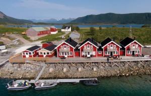 tolles Revier zum Skreifischen - Steigen Brygge