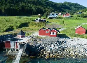 Dyrøy Holiday auf Senja