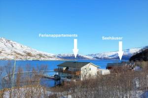 neue Seehäuser in Amberfish