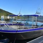 die Angelboote