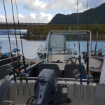 Angelboot mit 70 PS