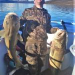 Dorschdoublette-Rotsund-Seafishing