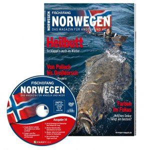 14. Ausgabe von Norwegen das Magazin