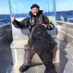 Heilbutt Traena Arctic Fishing