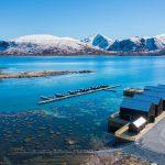 Risøyhamn Sjøhus Panoramablick